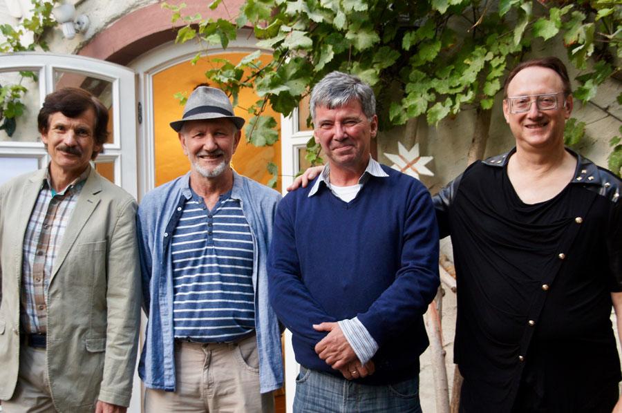 Neuer Vorstand - Verein Kunstraum Churfranken