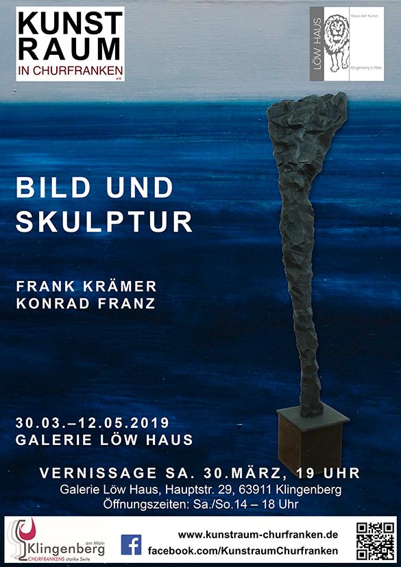 Ausstellung Frank KRÄMER und Konrad FRANZ
