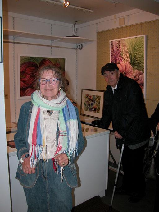 Künstlerin - Reinfriede Grimm - KUNSTRAUM