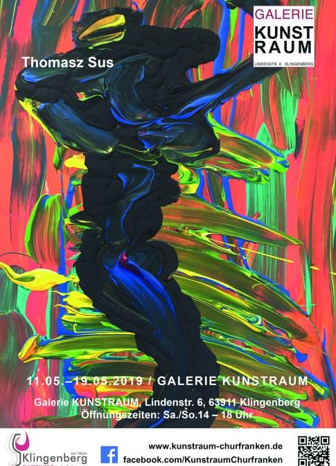 Thomasz Sus - Galerie KUNSTRAUM
