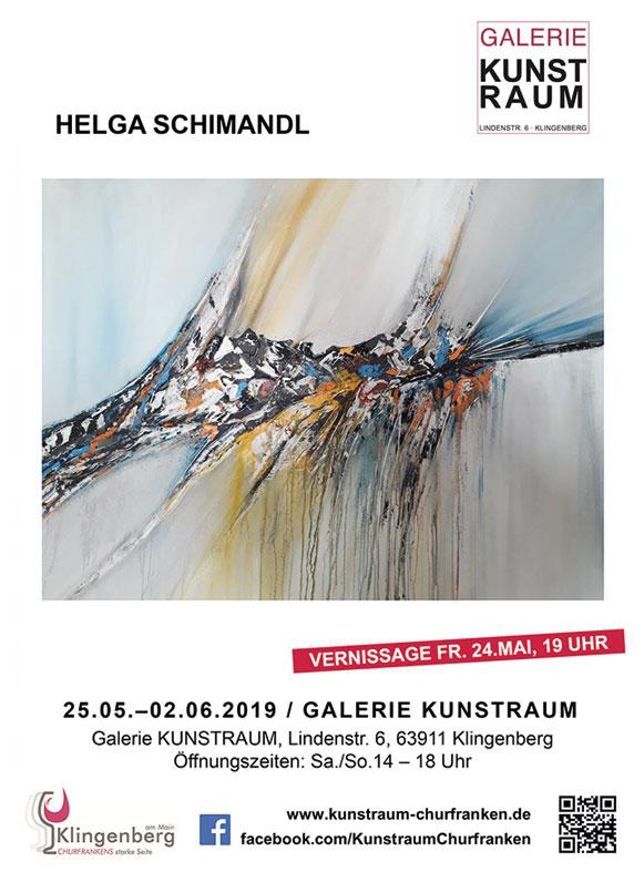 Helga Schimandl »Acrylgemälde«