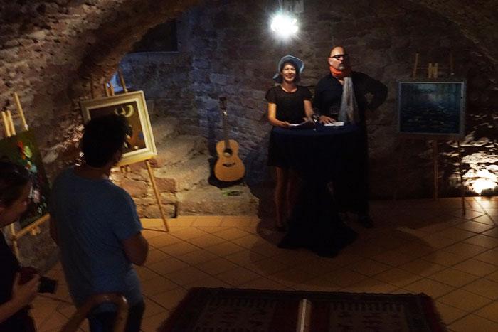 Nacht der Ateliers mit Vernissage von AMA