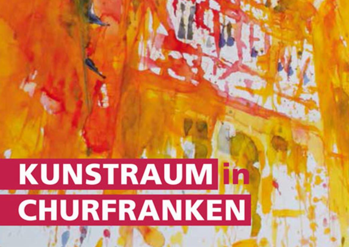 Kunstraum in Churfranken Flyer