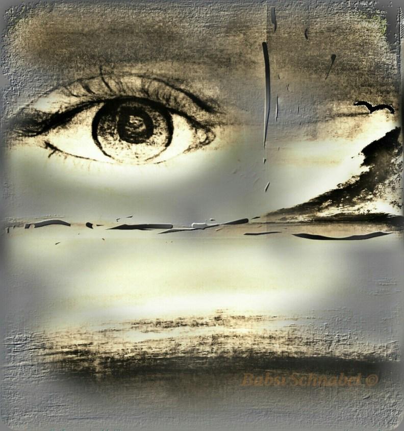 Wenn Dich die Schönheit findet, kann man es in deinen Augen sehen. ©BaSch