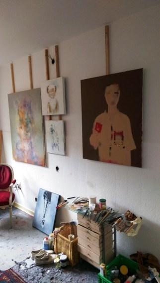 Atelier von Lukas Schmidt