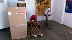 Kunstfachhandel Dieter Bachmann liefert Leinwände
