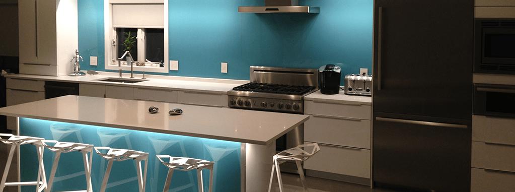 Kunststof achterwand voor in de keuken  inspiratie en ideen