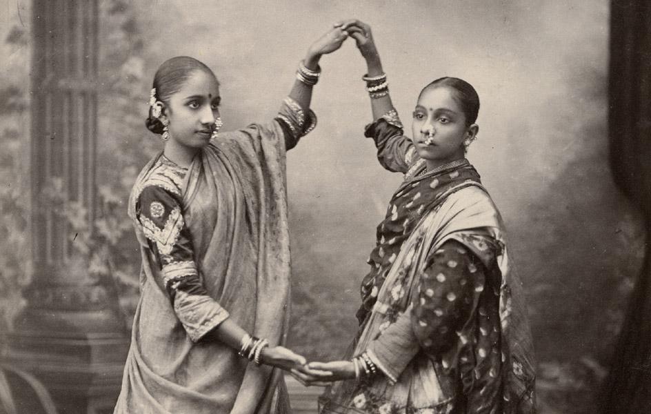 Das Koloniale Auge  Frhe Portrtfotografie in Indien