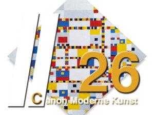 Piet Mondriaan - Victory Boogie Woogie - Moderne Kunst