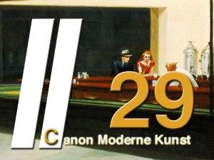 Edward Hopper - Nighthawks - Moderne Kunst