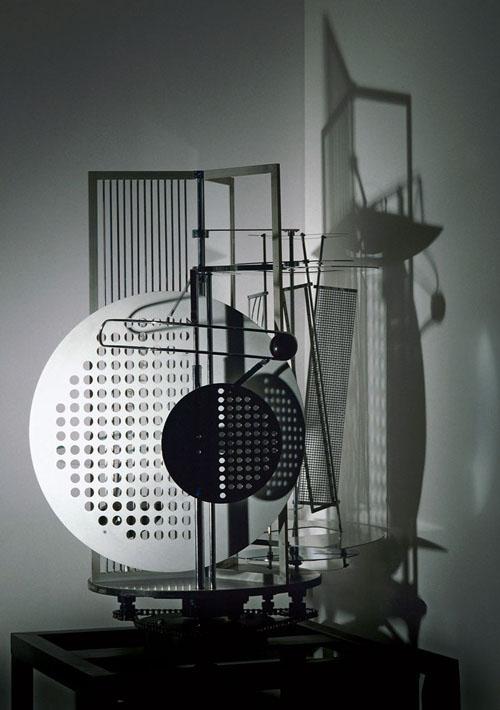 Light Space Modulator - Laszlo Moholy-Nagy