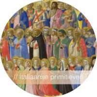 Kunstgeschiedenis - Italiaanse Primitieven
