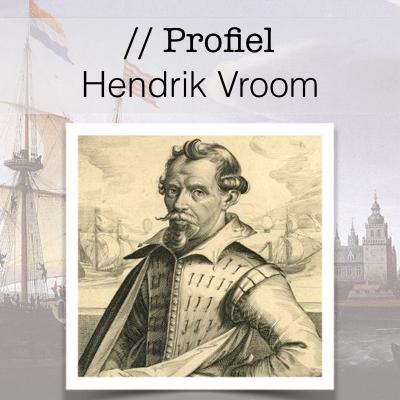 Profiel van de Gouden Eeuw - Hendrik Vroom