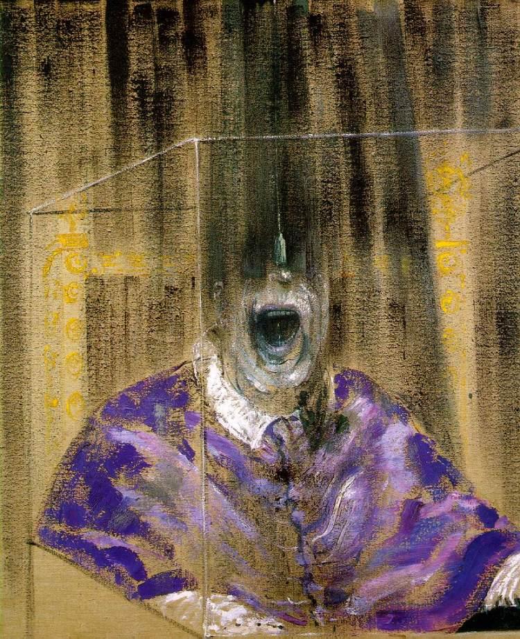 Head VI - Francis Bacon