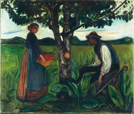 Edvard Munch - Vruchtbaarheid