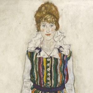 Portret van Edith Egon Schiele SCH-1928-0018