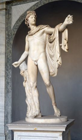 Leochares - Apollo