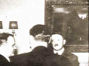 Böcklin's Dodeneiland in de collectie van Adolf Hitler