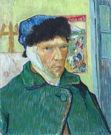 Zelfportret - Vincent van Gogh