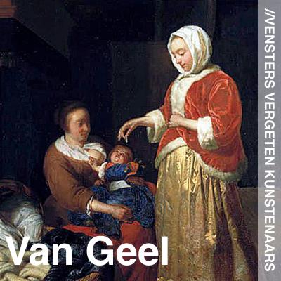 Vergeten Kunstenaars - Joost van Geel