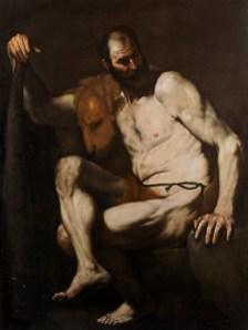 Jusepe de Ribera - Hercules