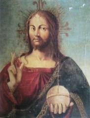 Antonella da Messina - Salvator Mundi