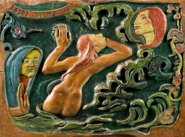 Paul Gauguin - Soyez mystérieuses © Rmn-Grand Palais (musée d'Orsay) / Tony Querrec