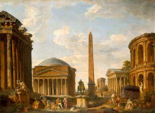 Giovanni Paolo Panini - Oud Rome
