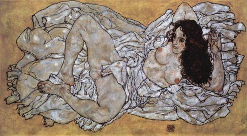 LEOPOLD: Egon Schiele - Naakte vrouw