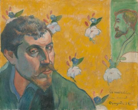 Paul Gauguin - Zelfportret