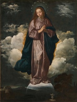 Diego Velázquez - Onbevlekte Ontvangenis