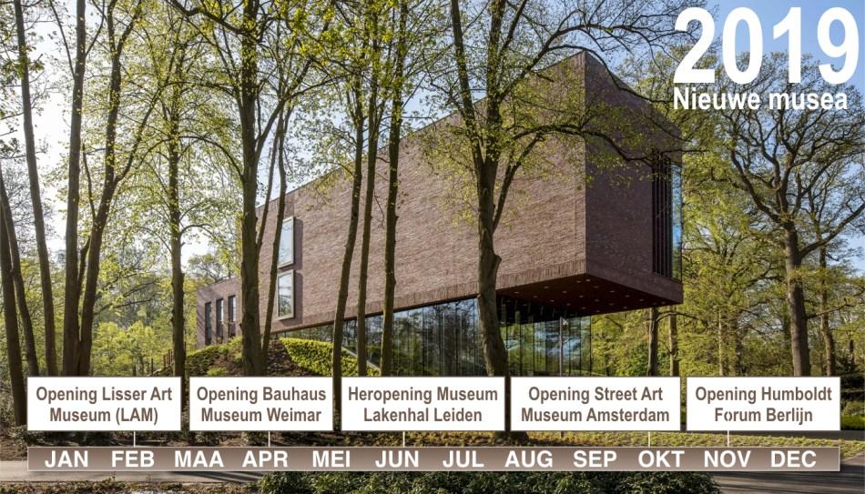 Nieuwe Musea 2019