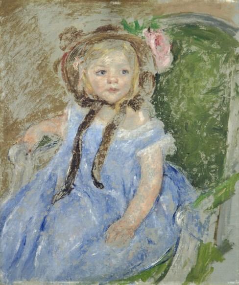 Mary Cassatt - Sara