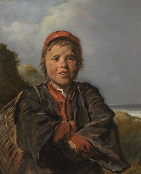 Frans Hals - Vissersjongen
