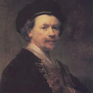 Rembrandt - Zelfportret (1641)