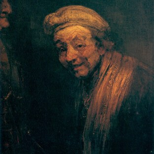 Rembrandt - Zelfportret (1662)