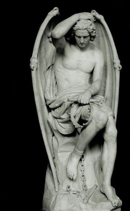 Guillaume Geefs - Lucifer