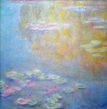 Claude Monet - Waterlelies