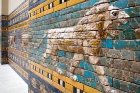 Processieweg in het Pergamon Museum