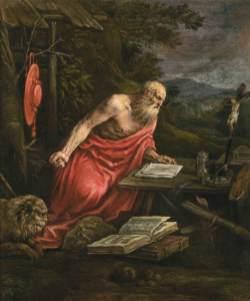 Jacopo Bassano - St. Hieronymus