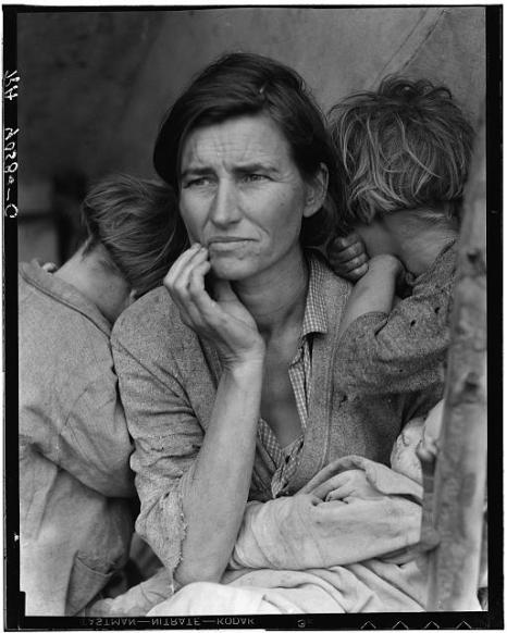 Dorothea Lange - Migrant Mother