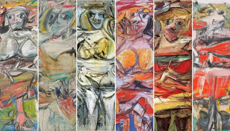 Willem de Kooning - Woman