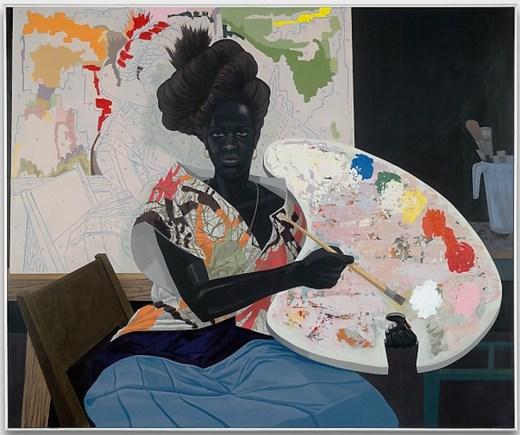Kerry James Marshall - Untitled