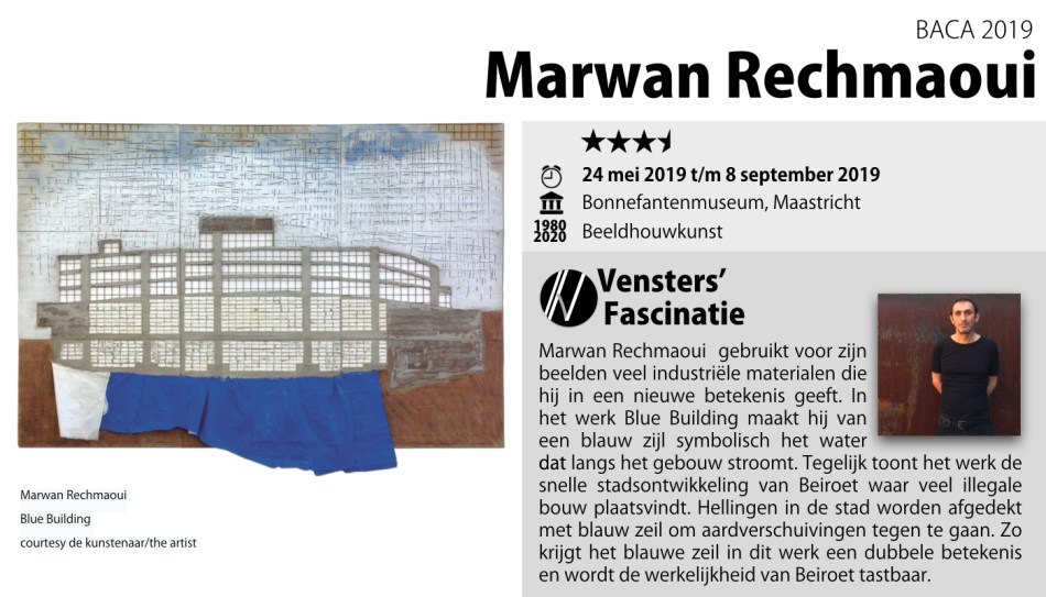 Marwan Rechmaoui - Bonnefantenmuseum Maastricht