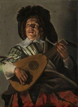 Judith Leyster - de Serenade
