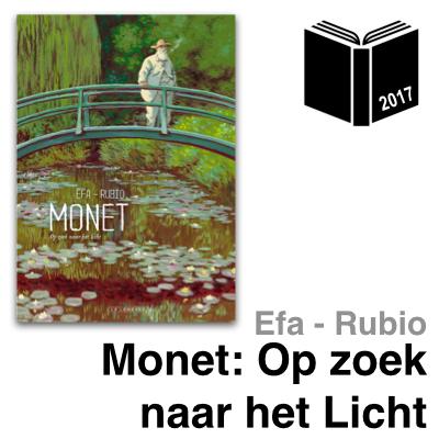 Monet op zoek naar het Licht