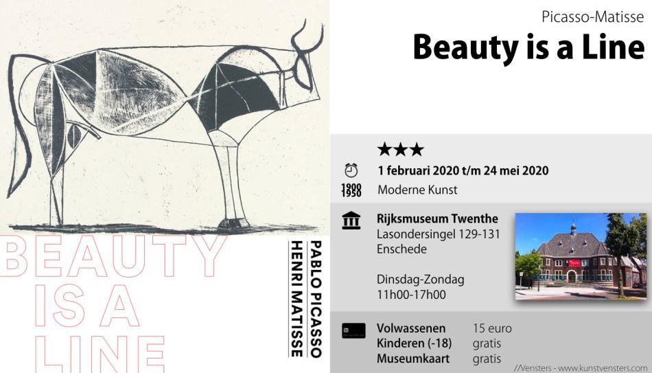 Picasso Matisse Beauty is a Line Rijksmuseum Twenthe