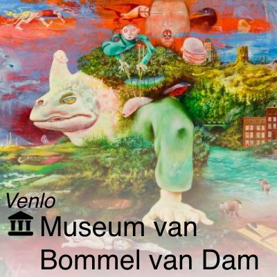 Museum van Bommel van Dam - Melle
