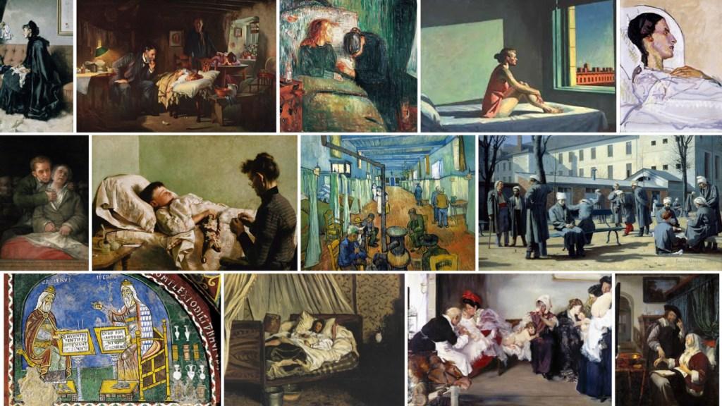 Ziekte in de Kunst