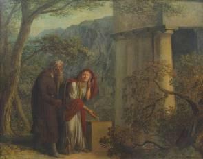 Janus Genelli - Philemon en Baucis